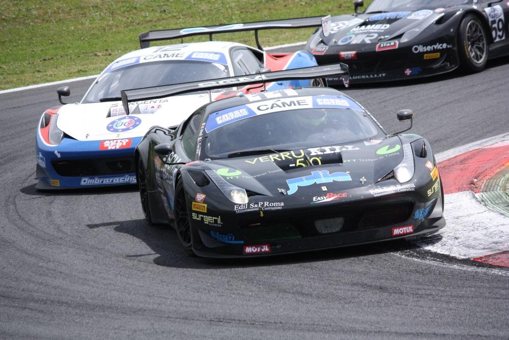 Ferrari 458 Gt3 Team Easy Race Julia Utensili