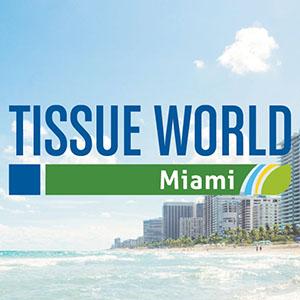 Tissue World Miami, 11-13 March 2020, Miami Beach | Julia
